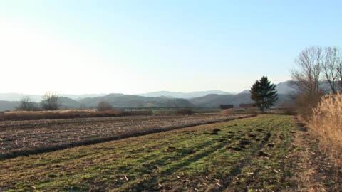 vídeos y material grabado en eventos de stock de hd: campo - campo arado