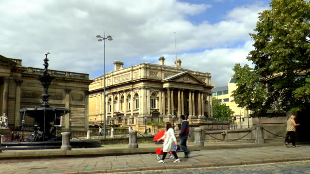 County Sessions House - Liverpool, England