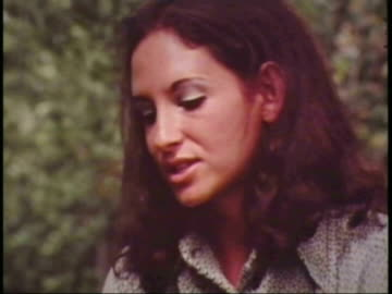 couple argue as they set up picnic - 1972 stock videos & royalty-free footage