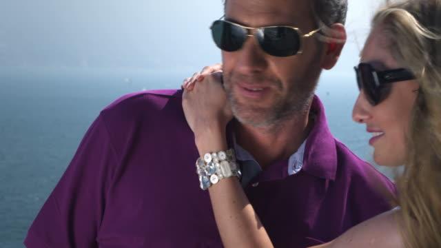 couple at lake - shade stock videos & royalty-free footage