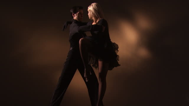 couple dancing - see other clips from this shoot 1152 stock videos & royalty-free footage