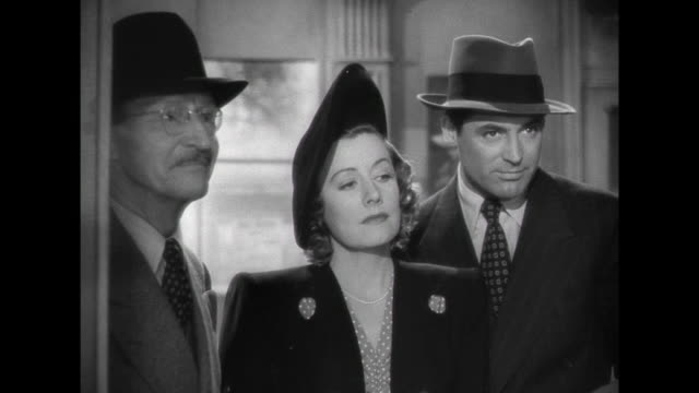 1941 Couple ( Cary Grant & Irene Dunne) find new modest home