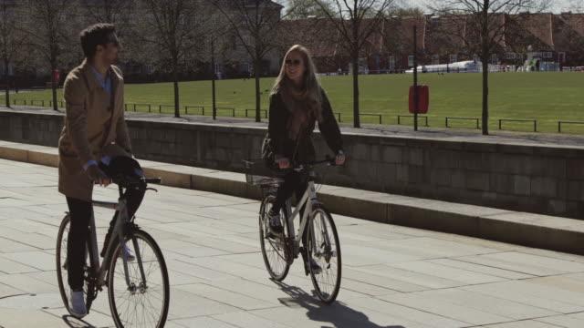 Couple of tourist in Copenhagen