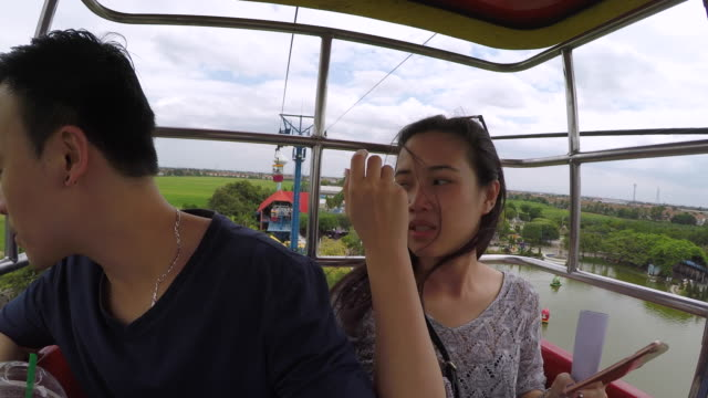 couple ropeway - overhead cable car stock videos and b-roll footage