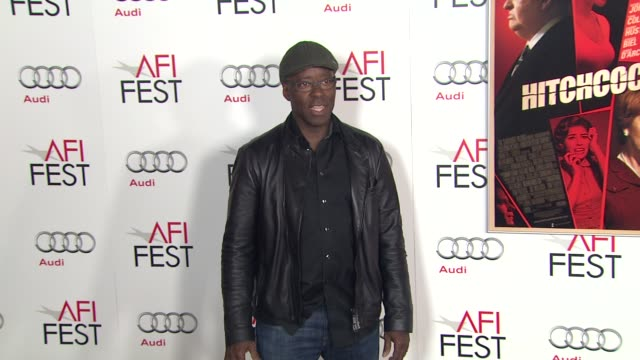 Courtney B Vance at AFI Fest 2012 Opening Night Gala World Premiere Of Hitchcock on 11/1/2012 in Hollywood CA