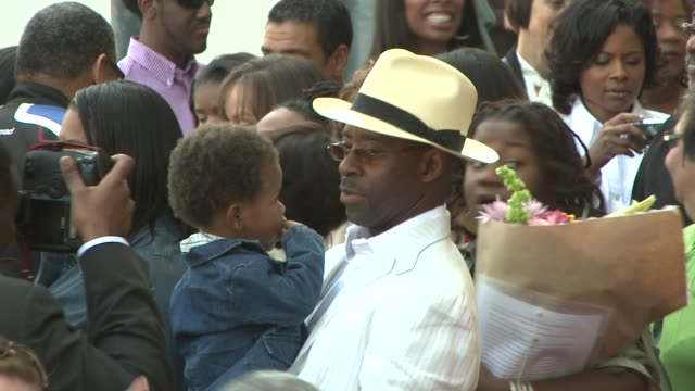 Courtney B Vance at the Dedication of Angela Bassett's Star on March 20 2008
