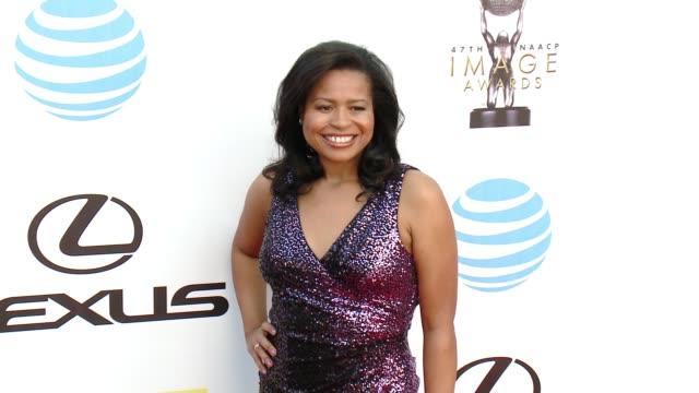 Courtney Kemp at 47th Annual NAACP Image Awards at Pasadena Civic Auditorium on February 05 2016 in Pasadena California