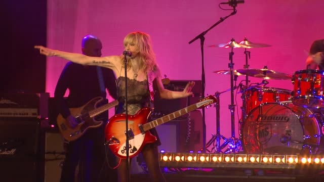 Courtney Love at LA Gay Lesbian Center's An Evening With Women on 5/19/12 in Los Angeles CA