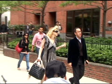 Courtney Love at the Celebrity Sightings in New York at New York NY