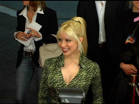 Courtney Peldon at the 'Flight of the Phoenix' Los Angeles Premiere at the Bruin Theatre in Westwood California on December 15 2004