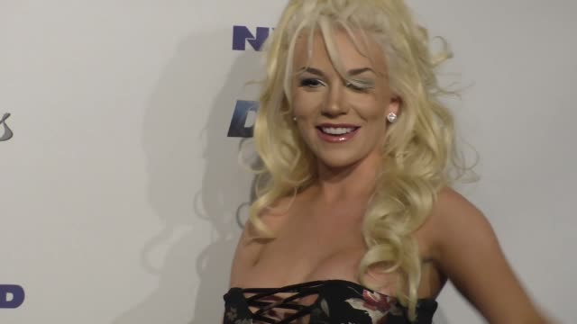 Courtney Stodden at the 27th Annual Night of 100 Stars Viewing Party on February 26 2017 in Beverly Hills California