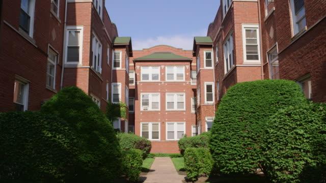 WS TU Courtyard apartment day