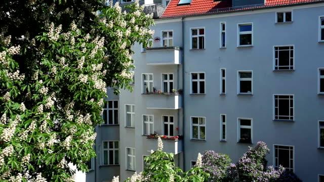 Courtyard in Germany
