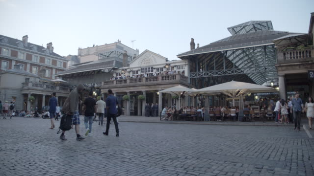 Covent Garden in the Summer / London, United Kingdom