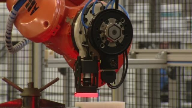 Coventry Manufacturing Technology Centre ENGLAND West Midlands Coventry Ansty Park INT Manufacturing Technology Centre research and development...