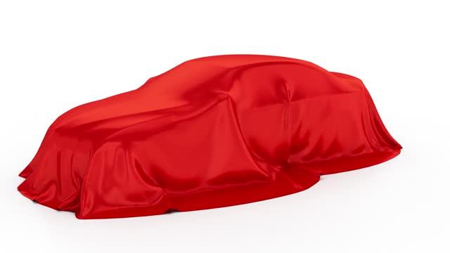 vídeos de stock e filmes b-roll de covered car - discovery