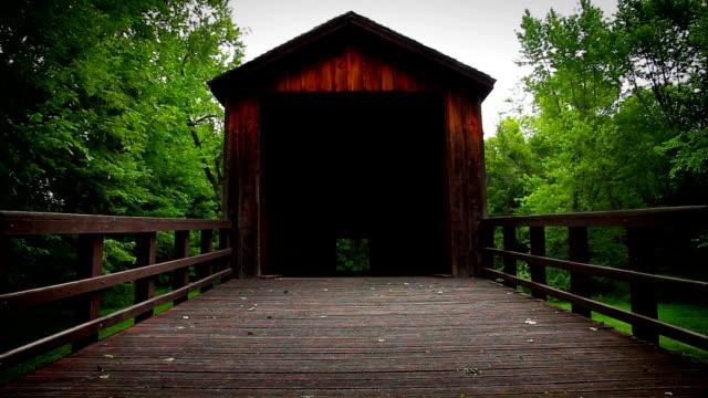 Covered Front Bridge