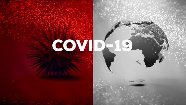 vídeos de stock, filmes e b-roll de covid-19, coronavirus última notícia - notícias de evento