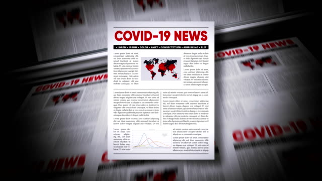 covid-19 news - science stock videos & royalty-free footage