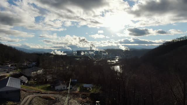 covington, paper mill - confederate states of america stock videos & royalty-free footage