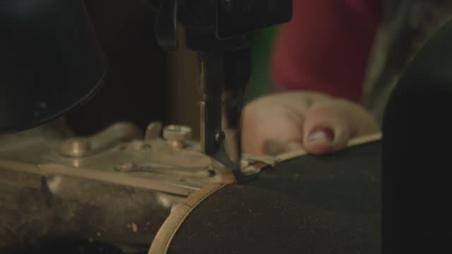 cowboy hat factory - cowboy hat stock videos & royalty-free footage