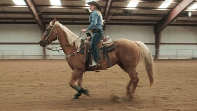 Cowgirl Practice