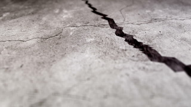 cracks on the ground - low section stock videos & royalty-free footage