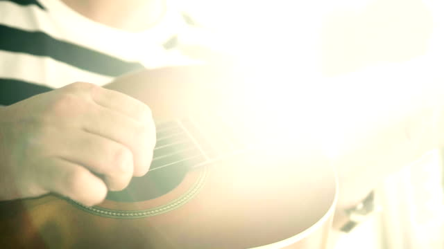 Craft Music and lens flare