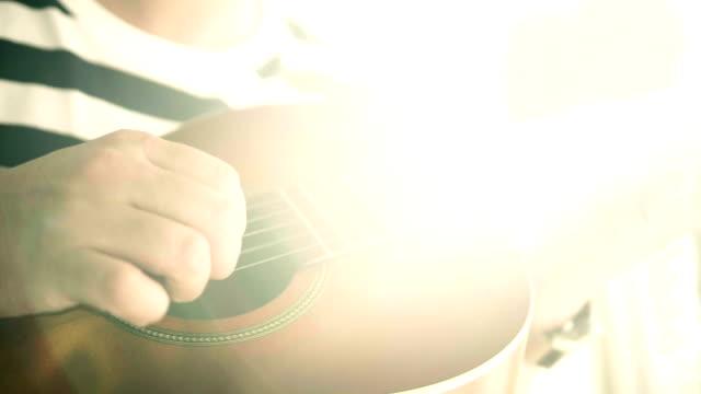 Fertige Musik und Lens flare
