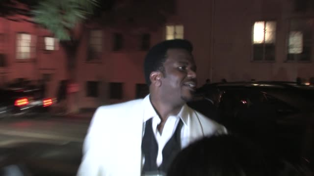 craig robinson at the 62nd annual primetime emmy awards entertainment tonight after party in nokia theatre live in los angeles at the celebrity... - annual primetime emmy awards stock videos & royalty-free footage