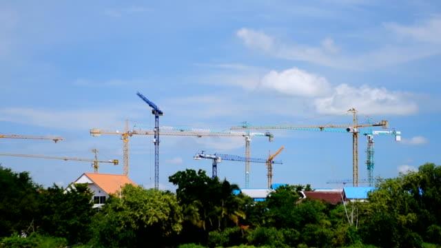 crane - full hd format stock videos & royalty-free footage