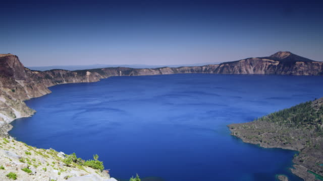 Crater lake medium pan