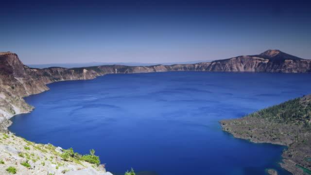 Crater lake medium pan