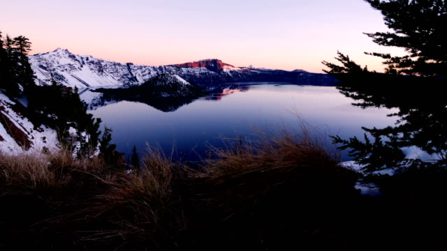 crater lake, oregon - mountain range stock videos & royalty-free footage