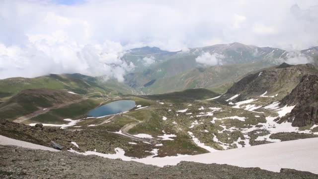 crater lakes located between turkey's northeastern provinces offer different scenic beauties each season to those who want to commune with nature.... - ecosystem stock videos & royalty-free footage