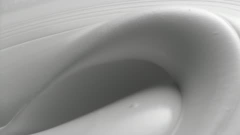 creamy - 全畫面 個影片檔及 b 捲影像