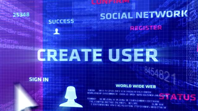 Create User In The Digital World