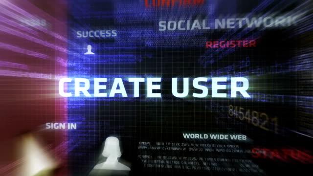 Benutzer erstellen