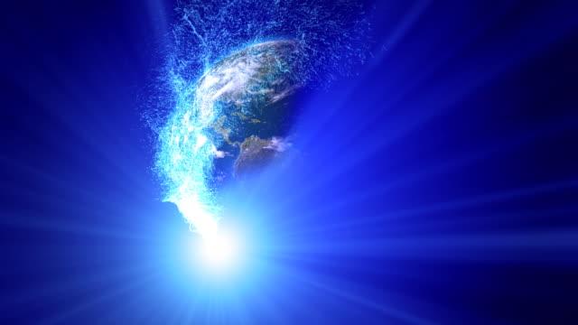 creation - supernova stock videos & royalty-free footage