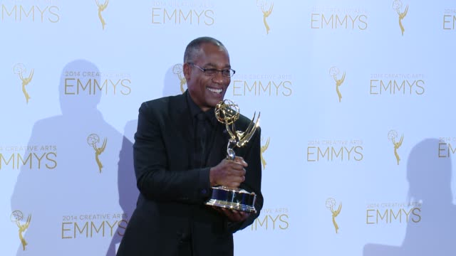 creative arts emmy awards in los angeles, ca 8/16/14 - steve buscemi stock videos & royalty-free footage