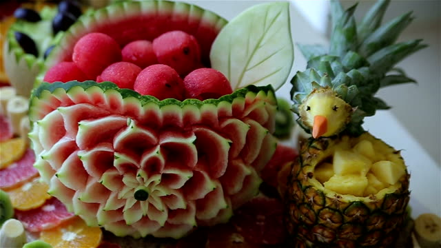 creativity with fruits - plum stock videos & royalty-free footage