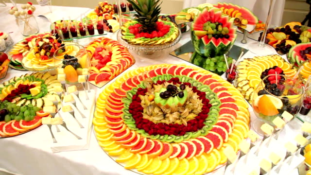 Creativity with fruits