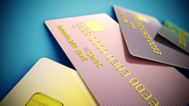Credit cards loopable CG