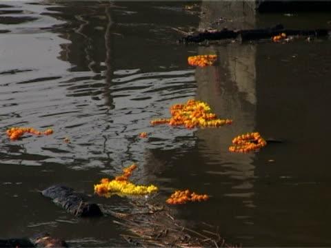 cremation ceremony - kathmandu stock videos & royalty-free footage
