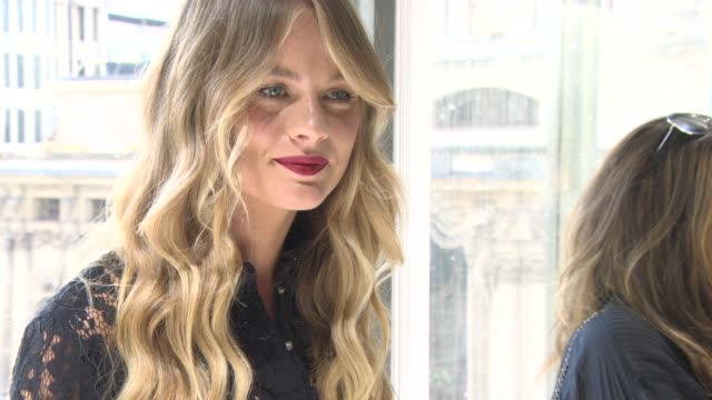 cressida bonas suki waterhouse philip green at topshop s/s16 at the queen elizabeth ii conference centre on september 20 2015 in london england - cressida bonas stock videos and b-roll footage