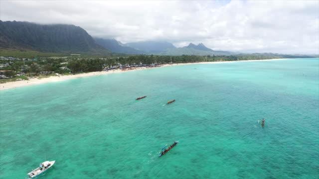 Crew race, Hawaii