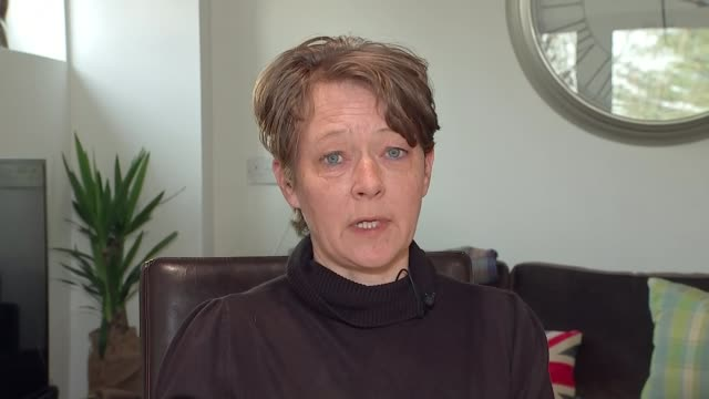 helen's law helen mccourt talks of seeing daughter's killer walk free without revealing location of her body england london gir / location unknown... - crime and murder stock-videos und b-roll-filmmaterial
