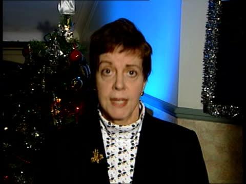 edinburgh council bans filoming of nativity plays; 3-way studio/edinburgh/london scotland: edinburgh: int roy jobson interview sot - have issued... - bureaucracy stock videos & royalty-free footage