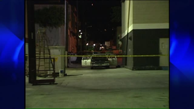 crime scene in los angeles in 1988 - crime stock videos & royalty-free footage