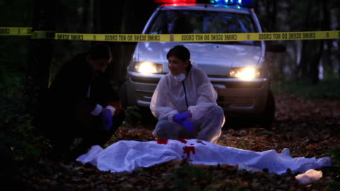 crime scene - gory of dead people stock videos & royalty-free footage